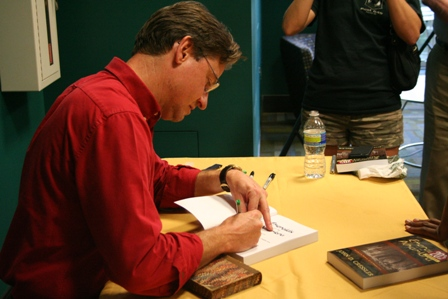 Book Signing - B&N at GT