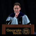 Cressler's Georgia Tech Commencement Speech – the Back Story
