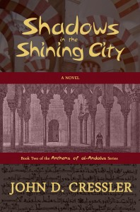 Cover for Shadows in the Shining City